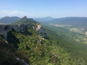 wandelen Rennes-les-Bains camping Corbieres